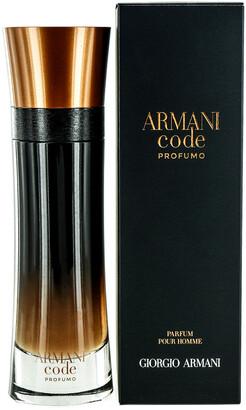 Giorgio Armani Men's Code Profumo 3.7Oz Eau De Parfum Spray