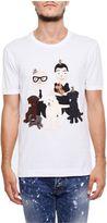 Dolce & Gabbana Dgfamily T-shirt