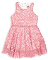 Milly Minis Toddler's & Little Girl's Sequin Flounce Dress