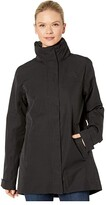 The North Face Westoak City Trench (TNF Black) Women's Clothing