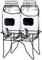 Jay Import Newcastle Beverage Dispensers - Set of 2