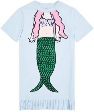 Stella McCartney Mermaid T-Shirt Dress