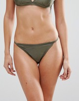 Missguided Mix and Match Skinny Tanga Bikini Bottom