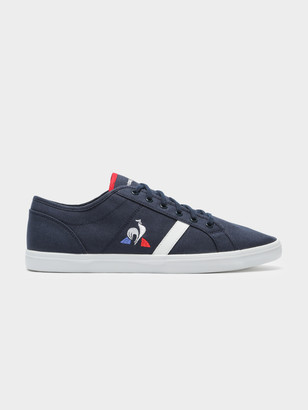 Le Coq Sportif Mens Aceone Sneakers in Navy
