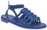 Nautical eyelet sandal