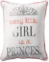 Thro Every Little Girl Decorative Pillow