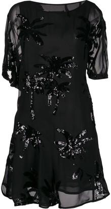 Talbot Runhof Bonobo dress