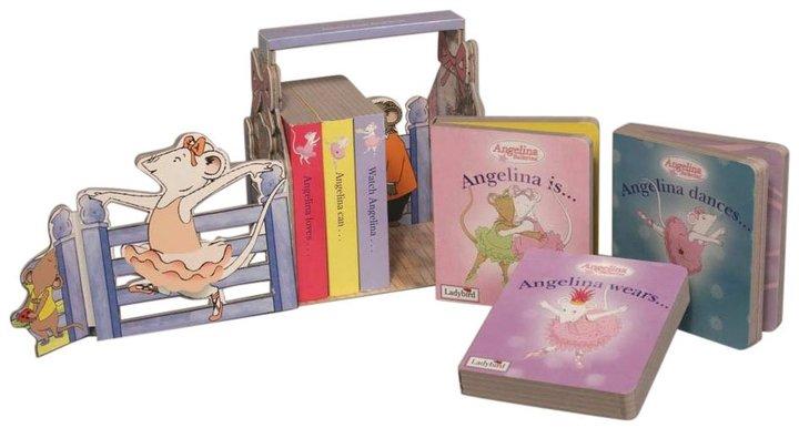 Penguin Angelina Ballerina Picket-Fence Box Set (6 Board Books)