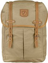 Fjäll Räven Small No. 21 Canvas & Leather Backpack