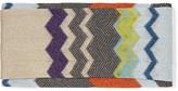 Missoni Metallic Crochet-knit Headband - Beige