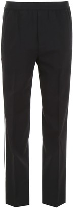 Helmut Lang Trousers With Side Band