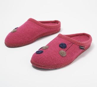 Haflinger Soft Sole Slippers - Solvejk