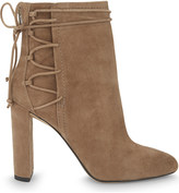 Aldo Taessa suede ankle boots