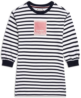 Tommy Hilfiger Junior Long-Sleeved Sweater Dress