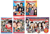 Mill Creek Entertainment Roseanne Complete Seasons 1-6 Five-Disc Set DVD