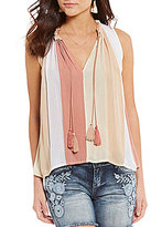 Blush Colored Tops - ShopStyle