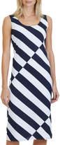 Nautica SL Strap Dress Navy Seas