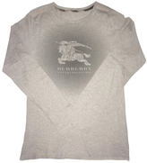Burberry Grey Cotton Top
