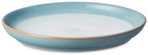 Denby Azure Coupe Medium Plate