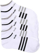 adidas Women's Superlite Women's No Show Socks - 6 Pack
