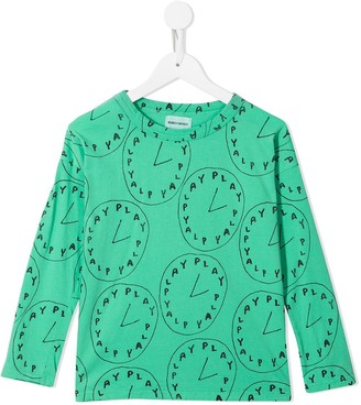 Bobo Choses Playtime print T-shirt