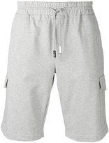 Eleventy cargo pocket track shorts