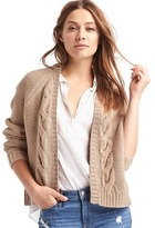 Gap Cozy cable knit shrug