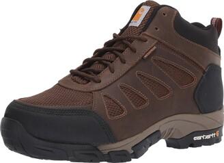 Carhartt mens Lightweight Wtrprf Mid-height Work Hiker Soft Toe Cmh4180 Industrial Boot