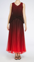 Komarov Sunburst Maxi Dress