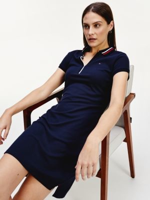Tommy Hilfiger Signature Slim Fit Polo Dress