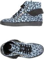 MANILA GRACE DENIM High-tops & sneakers - Item 44885056
