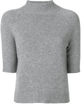 Theory knitted top - women - Cashmere - S