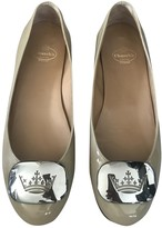Church's Beige Patent leather Ballet flats