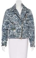 Just Cavalli Printed Down Jacket