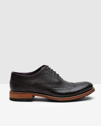 Ted Baker GURI Leather Oxford brogues