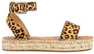 Soludos Cadiz Calf Hair Sandal