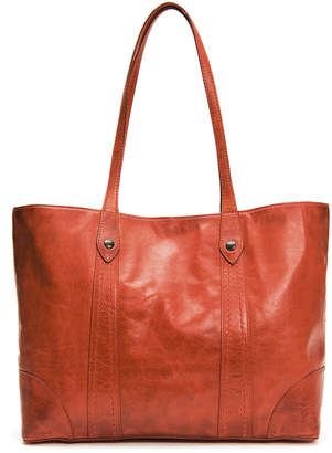 Frye Melissa Leather Shopper Tote Bag