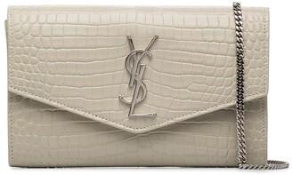 Saint Laurent Envelope Crossbody Bag