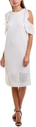 Brunello Cucinelli Linen & Silk-Blend Pullover