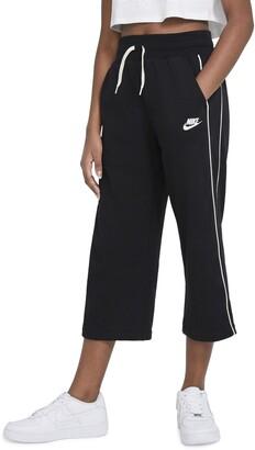 Nike Sportswear Kids' High Waist Crop Sweatpants