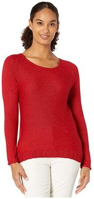 Nic+Zoe Back Country Sweater (Dahlia Mix) Women's Sweater