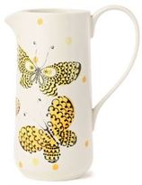 Anthropologie Curlicue Wings Pitcher