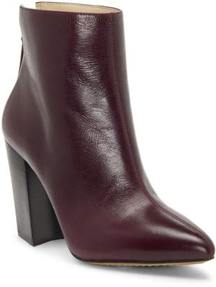 Saavie Angled-heel Bootie
