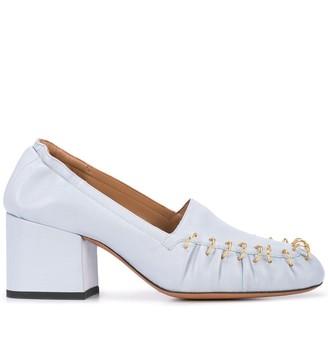 Marni block-heel pumps