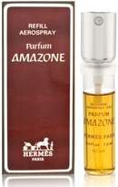 Hermes Amazone by for Women 0.25 oz Parfum Classic Refill Spray (Vintage Collection)