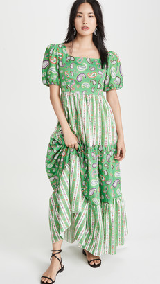 One By Hayley Menzies Tier Maxi Dress
