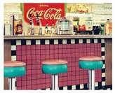 Springbok Coca-Cola Soda Shop 1000pc Jigsaw Puzzle