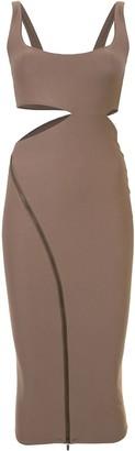 Alix Meadow dress
