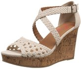 Jellypop Women's MONIQUE Wedge Sandal