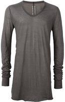 Rick Owens longsleeved T-shirt